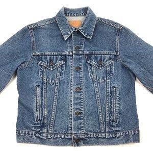 Levi's Vintage Denim Jean Jacket Size 42